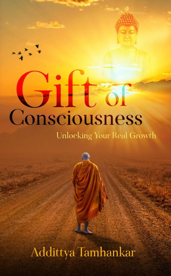 Gift of Consciousness Front
